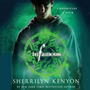 Infamous: Chronicles of Nick | Sherrilyn Kenyon