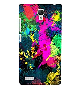 PRINTSWAG COLOURFUL ART Designer Back Cover Case for XIAOMI REDMI NOTE PRIME