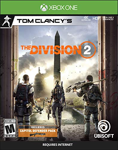 Tom Clancy's The Division 2(輸入版:北米)- XboxOne