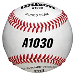 Buy Wilson A 1030 Baseball (1 Dozen) by Wilson