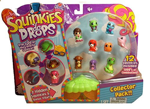 Squinkies 'Do Drops Collector Pack - New Collectible 2016 - Style 6