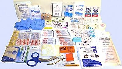 Tactical First Aid Kit: Uncle Flints Explorer First Aid Kit by Uncle Flints