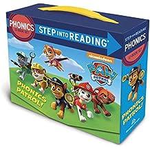 (Step into Reading) 포 패트롤 Paw Patrol Phonics Box Set 파닉스 북 페이퍼백 세트