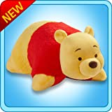 Pillow Pets® - Winnie The Pooh - Authentic Disney®- Large 18 Folding Plush Pillow