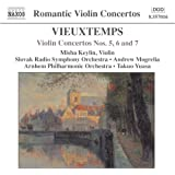 Vieuxtemps: Violin Concertos Nos. 5, 6 And 7