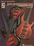 Bass Improvisation Bass Builders Bgtr Book/Cd