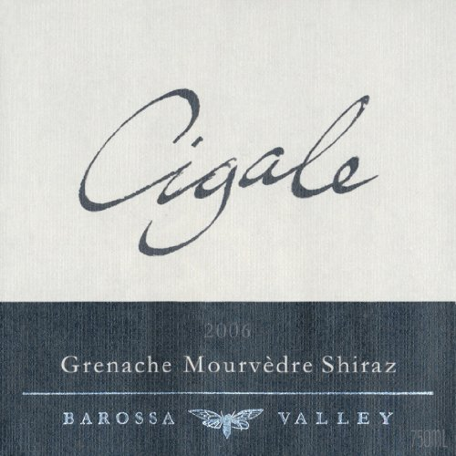 2006 Cigale Winery Barossa Blend - Red 750 Ml