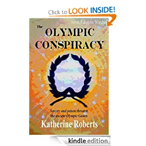 The Olympic Conspiracy (Seven Fabulous Wonders) by Katherine Roberts