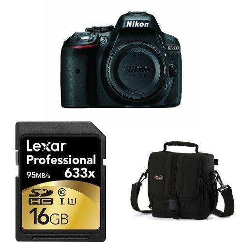 Nikon - Imaging Products - Nikon D5300