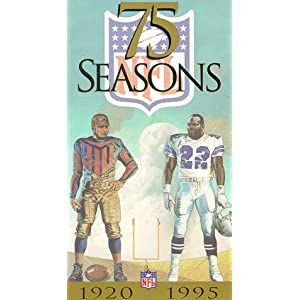 75 Seasons: 1920 to 1995 - The NFL's 75th Anniversary movie