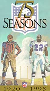 75 Seasons: 1920 to 1995 - The NFL's 75th Anniversary [Import]
