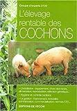 echange, troc Collectif - L'élevage des cochons