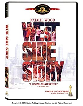 "Cover of ""West Side Story (Full Screen Ed..."