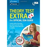 Theory Test Extra: the Official DSA Guide 2008/09 Edition: Valid for Tests Taken from 1 September 2008by Driving Standards Agency