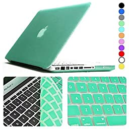 ENKAY Protective Keyboard Film and Matte Case for 15.4\