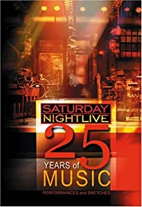 Saturday Night Live - 25 Years of Music