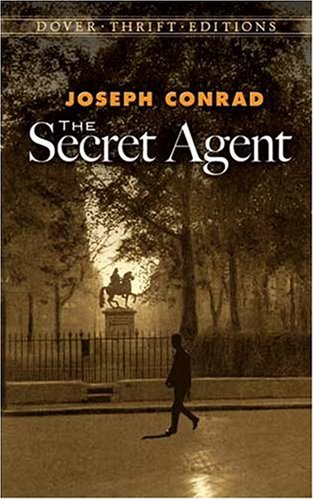 joseph conrads views on anarchism in the secret agent Buy a cheap copy of the secret agent: a simple tale book by joseph conrad penguin inaugurates a series of revised editions of conrad's finest works, with new introductions in a corrupt london underworld of criminals, terrorists, and free shipping over $10.