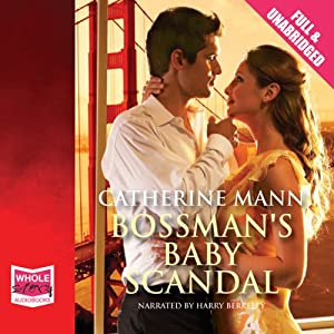 Bossman's Baby Scandal Audiobook
