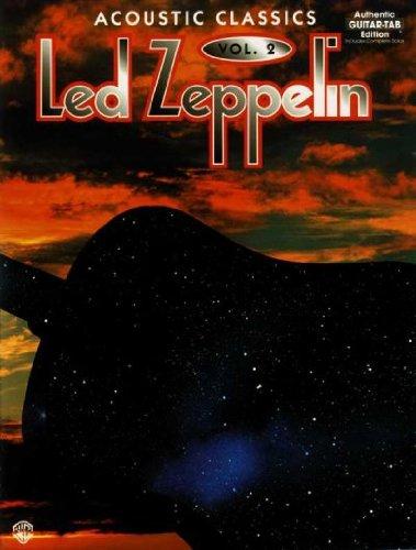 Led Zeppelin (Acoustic Classics Volume 2) Led Zeppelin