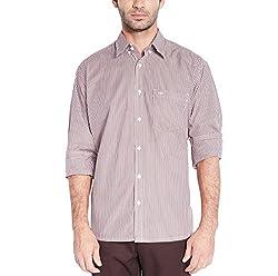 ColorPlus Medium Maroon Shirts ( 8907150948966_CMSA25439-M5_00L_Medium Maroon)