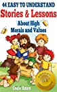 44 Easy to Understand Bible Stories for Children (Beginners Bible Short Stories: Perfect for AGES 4-8 with GAMES included!)