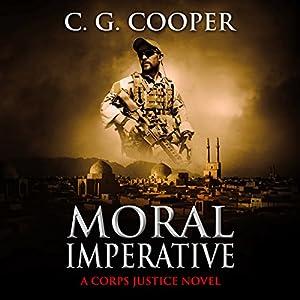 Moral Imperative: A Patriotic Thriller Audiobook