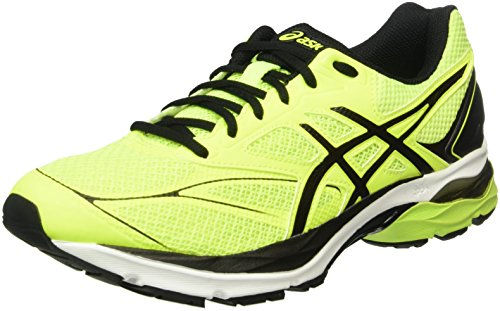 Asics Gel-Pulse 8, Scarpe da Ginnastica Uomo, Giallo (Safety Yellow/Black/Onyx), 44 EU