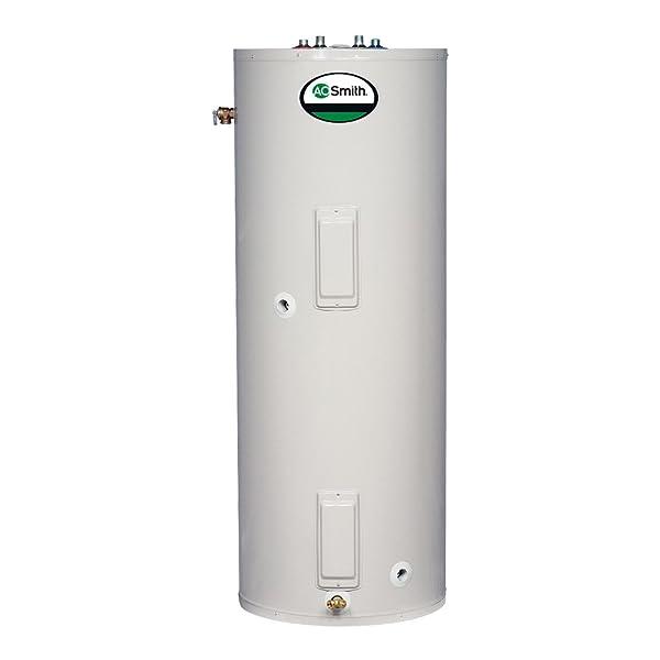 AO Smith SUN-80 Residential Solar Water Heater (Tamaño: 24 in. lg x 24 in. wd x 63.25 in. ht)