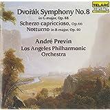 Dvorák: Symphony No. 8, Scherzo Capriccioso, Notturno