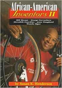 Inventors II: Bill Becoat, George Carruthers, Meredith Gourdine, Jesse