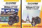 Nikon D7100 and Nikon D7100 Beyond the Basics - TWO DVD combo