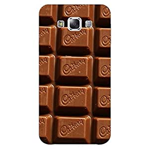 Jugaaduu Dairymilk Love Back Cover Case For Samsung Galaxy A7