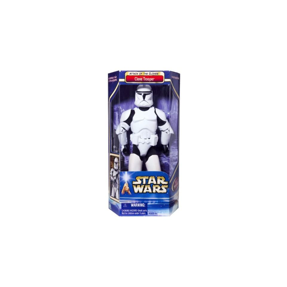 Star Wars Attack of the Clones   Clone Trooper