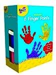 Galt Toys Six Finger Paints Washable