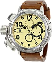 U-Boat Men's 7107 Chimera Silver 925 Watch by U-Boat