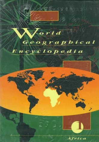 World Geographical Encyclopedia, 5-Volume Set (v. 1-5), McGraw-Hill