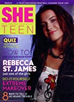 SHE Teen: Becoming a Safe, Healthy, and Empowered Woman - God's Way