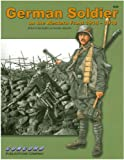 img - for Cn6529 - German Soldier on the Western Front 1914-1918 book / textbook / text book