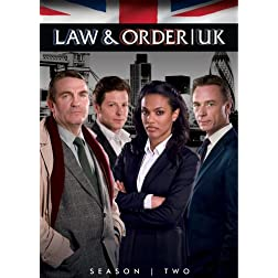 Law & Order UK: Season Two
