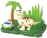 Silverlit DigiDinos Playset con Max Apatosaurus y Bosque Hábitat