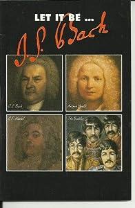 Let It Be...J.S. Bach [Musikkassette]