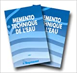 img - for Memento Techniques De L'Eau, 9th Ed book / textbook / text book