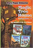 Hardcover Magic Tree House Collection #1 (The Mystery of the Tree House with 4 Illustrated Stories)