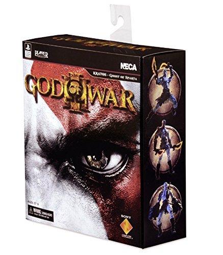 18Cm NECA God of War 3 Ultimate Kratos Action Figure