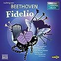 Fidelio (Oper erzählt als Hörspiel mit Musik) Hörspiel von Ludwig van Beethoven Gesprochen von: Thomas Schumann, Charlotte Puder, Anja Lehmann