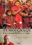 echange, troc Temoignage D'Un Bouddhisme Vivant