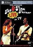 echange, troc Ike & Tina Turner : Live in '71- Édition Limitée [inclus le CD du concert]