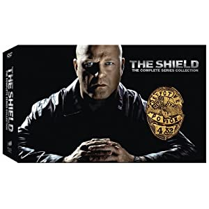 51V8IO1jOdL. SL500 AA300  The Shield: Complete Series (DVD)   $59 Delivered