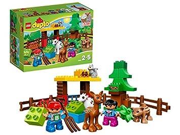 LEGO - 10582 - Duplo - DC Comics Super Heroes - Les animaux de la forêt