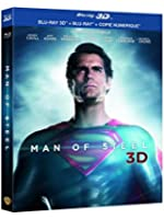 Man of Steel [Combo Blu-ray 3D + Blu-ray 2D]